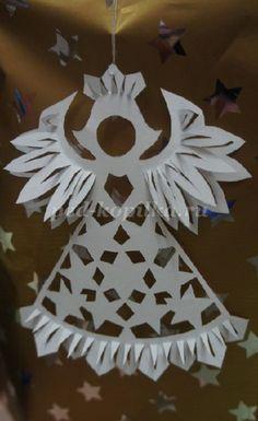 Рождественский вертеп из бумаги своими руками. Мастер-класс с фото