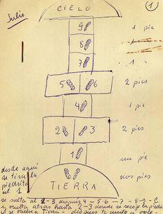 """Diario y """"cuaderno de trabajo"""", el original tiene 164 páginas y acompañó la escritura de """"Rayuela""""."""