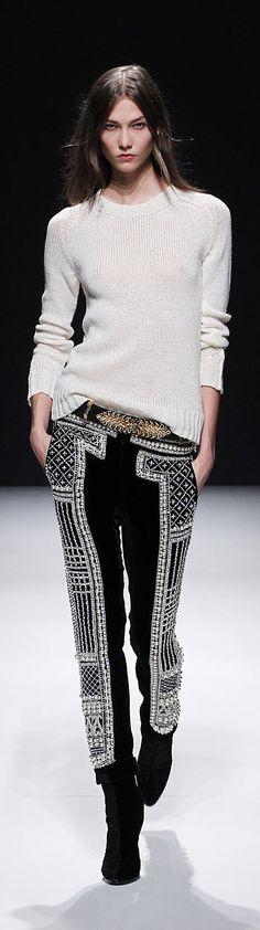 Balmain Ready-to-Wear Fall-Winter Collection 2012-2013 http://en.flip-zone.com/fashion/ready-to-wear/fashion-houses-42/balmain-2766