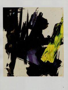 Franz Kline (1960) Art Ad