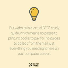 Evaluate The Best Method For Planning GED Lessons
