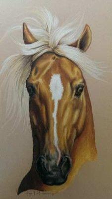 Institute of Equine Artists - Lisa Guckelberg