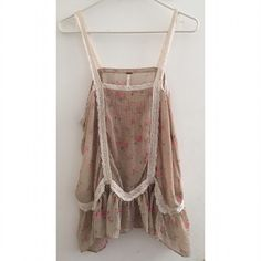 Free People Tank Excellent condition Free People Tops