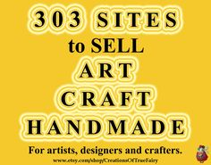 303 sites to sell Art Craft Handmade List of best websites where sell handmade goods artworks supplies images Most popular marketplaces Netflix Gift Card, Easy Food To Make, How To Make, Tarot Gratis, Get Gift Cards, Giving Up Smoking, Cool Gadgets To Buy, Selling Art, Cool Websites