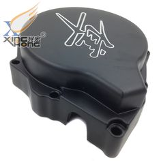 (54.96$)  Watch more here - http://aikct.worlditems.win/all/product.php?id=1648221089 - Aftermarket free shipping motorcycle parts  Engine Stator cover  for  Suzuki Hayabusa GSXR 1300 1999-2015  left side BLACK
