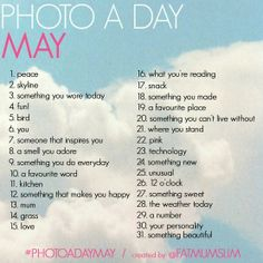 Fun with Instagram. I'm gonna do this. A few days late won't hurt!