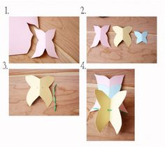 fairy/butterfly craft