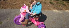 В чем состоит польза трехколесного велосипеда для малышей?.