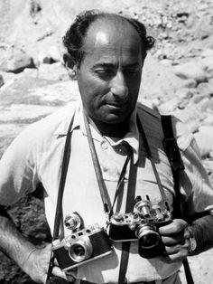 Alfred Eisenstaedt, favorite photographer.