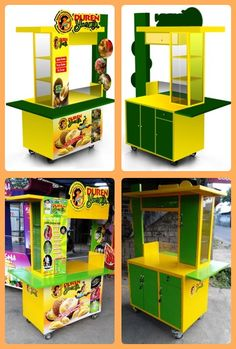 jpg Source by akbarpahlevi… Kiosk Design, Booth Design, Store Design, Food Stall Design, Food Court Design, Food Kiosk, Diy Kitchen Storage, Cafe Shop, Thai Tea