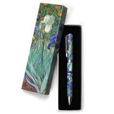 Van Gogh's Irises Pen