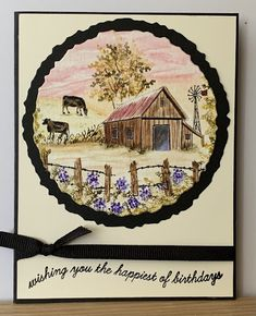 All Personal Feeds Garden Wagon, Small Alphabets, Tombow Markers, Beautiful Birthday Cards, Art Impressions Stamps, Pumpkin Farm, Flower Cart, Beautiful Farm, Nature Scenes