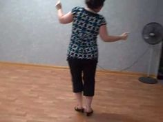 Thriller Line Dance - YouTube......possible contender. :)
