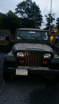 Ocean city jeep week
