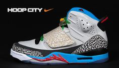 best sneakers fe7fa 1818b Spiz ike Sons of Mars Jordan Spizike, Newest Jordans, Vintage Nike, Jordan