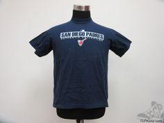 Majestic San Diego Padres Short Sleeve Shirt sz Youth XL Baseball MLB Friar #Majestic #SanDiegoPadres #tcpkickz