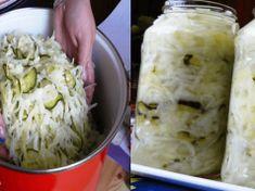 Recept na okurkovo-zelný salát: Vydrží Vám po celý rok a nemusíte ho zavařovat!