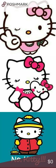 LOTS OF HELLO KITTY ITEMS IN MY CLOSET Hello Kitty by Sanrio Hello Kitty Tops
