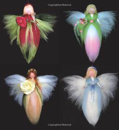 Magic Wool Fairies: Christine Schafer, Stefan Schafer, Bernadette Duncan: Books