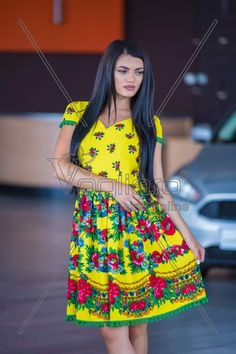Summer Dresses, Yellow, Floral, Skirts, Fashion, Moda, Summer Sundresses, Fashion Styles, Skirt