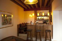 Hotelbar Das Hotel, Bar, Table, Furniture, Home Decor, Decoration Home, Room Decor, Tables, Home Furnishings