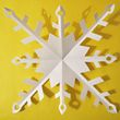 Paper blizzard on pinterest paper snowflakes snowflakes - Flocon de neige en papier pliage ...