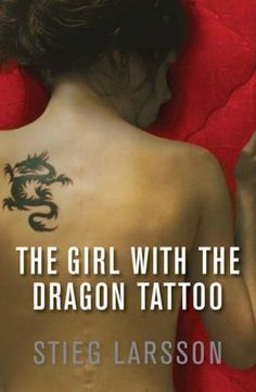 Maybe it's because I am a girl and have had a dragon tattoo for longer than I care to mention:)  This novel combines murder mystery, family saga, love story, and financial intrigue into a complex, atmospheric almost obsessive read.