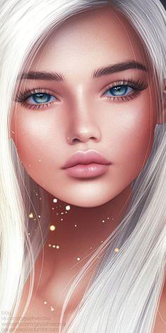 E se depois de morrer Mary revivesse no mundo de Naruto como irmã da … #fanfic # Fanfic # amreading # books # wattpad Fantasy Art Women, Beautiful Fantasy Art, Fantasy Girl, Beautiful Beautiful, Digital Art Girl, Digital Portrait, Portrait Art, Cute Girl Drawing, Beautiful Girl Drawing