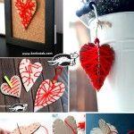 hardboard met hartjes