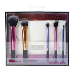 Buy Real Techniques Deluxe Gift Set Collector's Edition , luxury skincare, hair care, makeup and beauty products at Lookfantastic.com with Free Delivery.