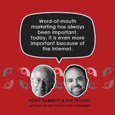 word-of-mouth marketing = PR