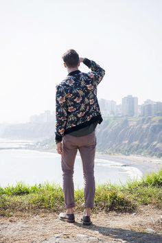 Floral Men jacket I RLOFT's Recommendation I refinemenloft.co