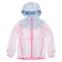 b9dcc7cd7dbc Nike® Zip-Front Windbreaker – Girls 4-6x found at  JCPenney Rain