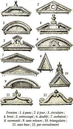 Frontons - Frontón (arquitectura) - Wikipedia, la enciclopedia libre