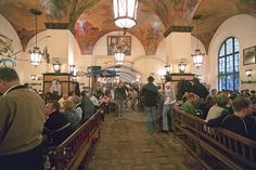 Hoffbrauhaus, Munich, Germany, been there