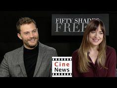 Dakota's interview for CineNews on #FiftyShadesFreed #DakotaJohnson