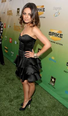 Mila Kunis - Spike TV's Guys Choice - Arrivals