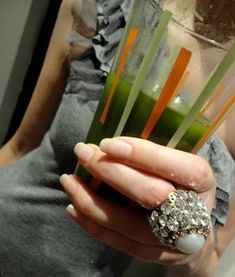 Is alcohol raw? Learn how to navigate the bar on a raw diet. Plus, a great raw-friendly hangover remedy! Vodka Drinks, Alcoholic Drinks, Cocktails, Hangover Remedies, Juice Smoothie, Smoothies, Juicing For Health, Shape Magazine, Oval Nails