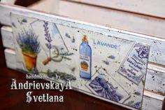 Coisas à moda, ou o mundo de dentro para fora: Lavender