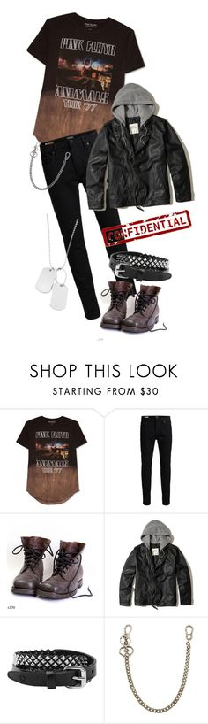 """""""Untitled #118"""" by imanamericanpsycho ❤ liked on Polyvore featuring Hybrid, Jack & Jones, Hollister Co., Rust Mood, Dsquared2, Variations, men's fashion and menswear"""