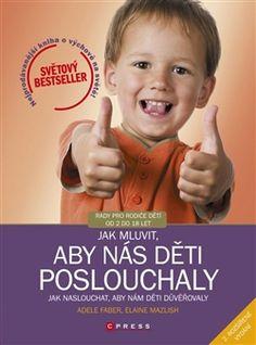 Tuto knihu by si povinně měli přečíst snad všichni rodiče. Nasa, Thriller, Roman, Let It Be, Baseball Cards, Reading, Children, Books, Literatura