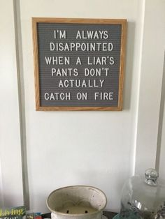 Most Funny Quotes : 33 Hilarious Letter Board Messages - Most Funny Quotes : QUOTATION – Image : As the quote says – Description 33 Hilarious Letter Board Messages Word Board, Quote Board, Message Board, Felt Letter Board, Felt Letters, Felt Boards, Sign Quotes, Funny Quotes, Happy Quotes