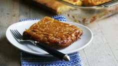Blogger Sarah W. Caron of Sarah's Cucina Bella shares a favorite recipe. This breakfast bake is like a giant eggy pancake with a layer of sweet, rich crème brûlée--it's heavenly.