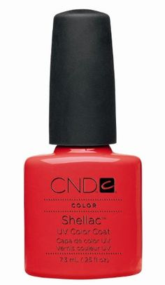 CND Shellac Color Coat with UV3 Technology, Tropix