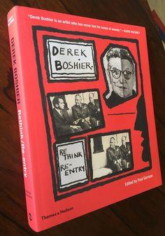 Derek Boshier Rethink/Re-wind Thames & Hudson. Book review at www.cellophaneland.com