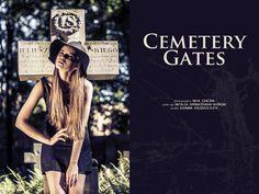 "Maja Czacka ""Cementary Gates"""