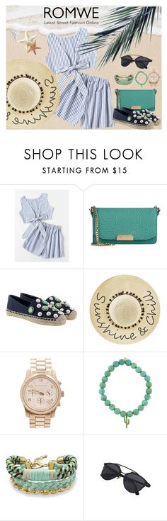 """""""Untitled #473"""" by kat-van-d ❤ liked on Polyvore featuring Burberry, Tory Burch, Betsey Johnson, Michael Kors, Sydney Evan, BillyTheTree and romwe"""