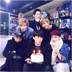 B.A.P Youngjae's b-day 2014. His birthday is coming!! Happy Birthday Youngjae…