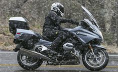 Sport-Touring Motorcycle of the Year Winner: BMW R1200RT