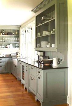 The Basics of Buying Kitchen Cabinets - CHECK THE PICTURE for Lots of Kitchen Ideas. 87735442 #kitchencabinets #kitchenorganization